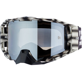Leatt Velocity 6.5 Iriz Anti Fog Mirror Goggles, negro/blanco